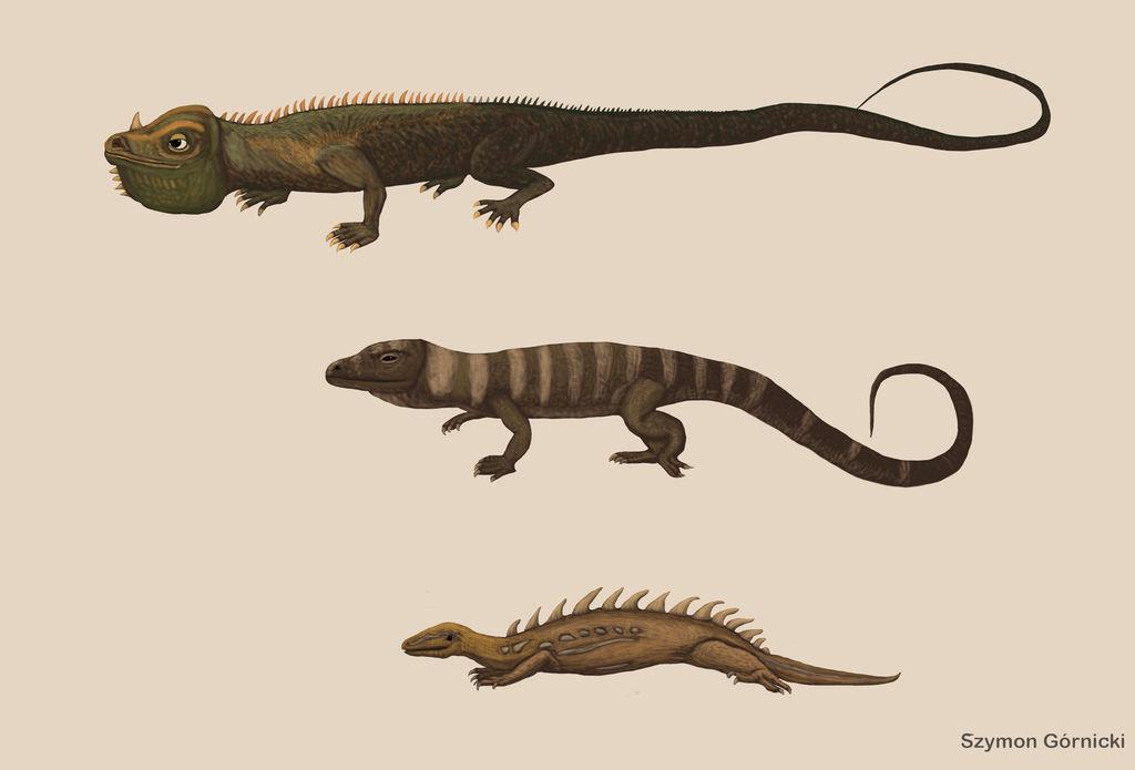 restoration_of_mantell_and_scharf_dinosaurs__1833__by_szymoonio_dbwcntu-fullview