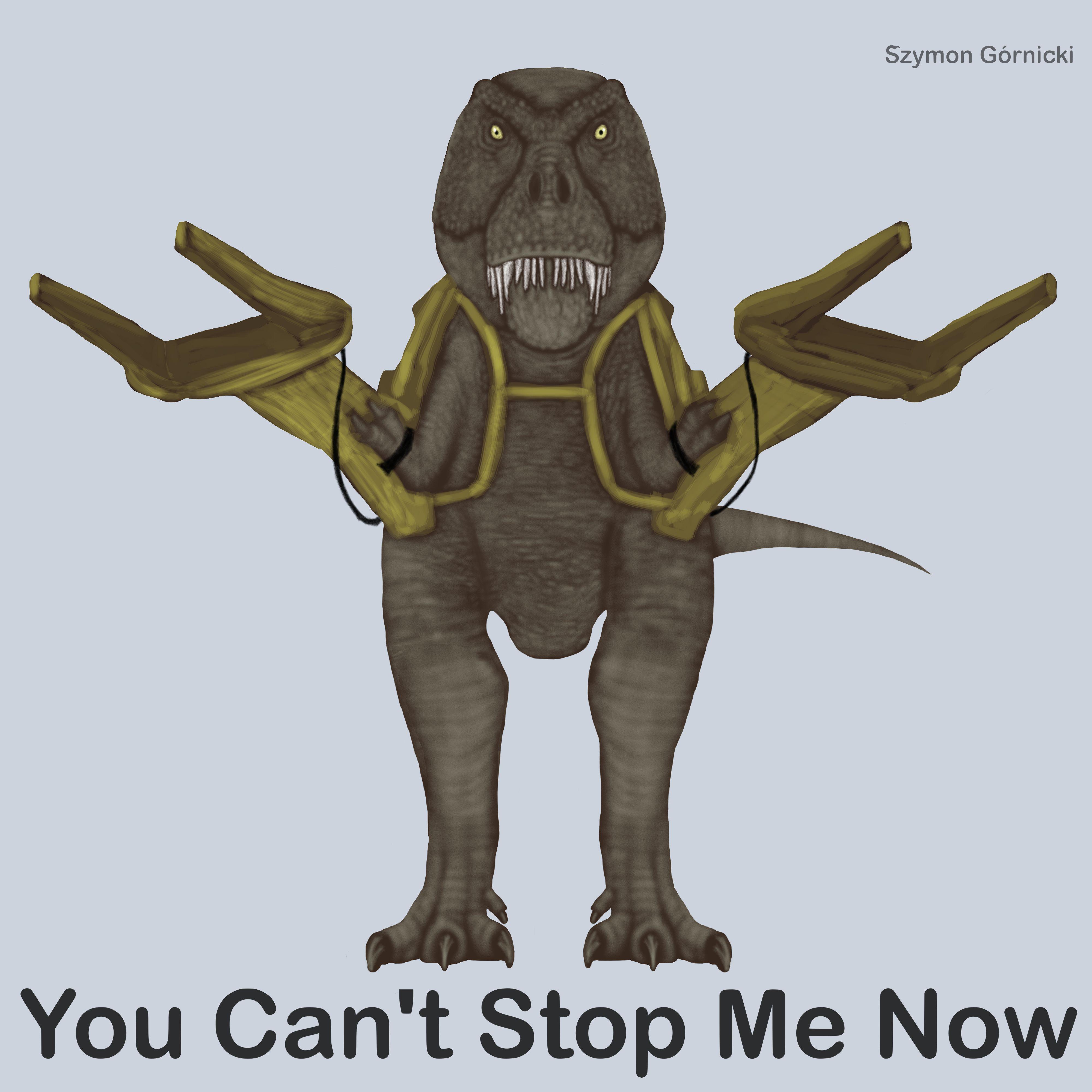 T-rex exoarms.